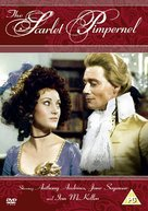 The Scarlet Pimpernel - British DVD cover (xs thumbnail)