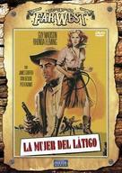 Bullwhip - Spanish Movie Cover (xs thumbnail)