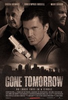 Gone Tomorrow - Canadian Movie Poster (xs thumbnail)