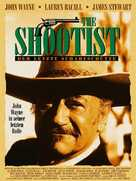 The Shootist - German Movie Poster (xs thumbnail)