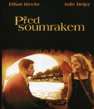 Before Sunset - Czech DVD movie cover (xs thumbnail)