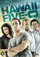 """""""Hawaii Five-0"""" - Dutch DVD movie cover (xs thumbnail)"""