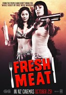 Fresh Meat - New Zealand Movie Poster (xs thumbnail)