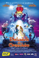 The Nutcracker and the Mouseking - Polish poster (xs thumbnail)
