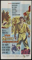 The Quiet American - Movie Poster (xs thumbnail)