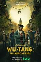 """""""Wu-Tang: An American Saga"""" - Movie Poster (xs thumbnail)"""