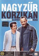L'enquête corse - Hungarian DVD cover (xs thumbnail)