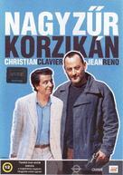 L'enquête corse - Hungarian DVD movie cover (xs thumbnail)