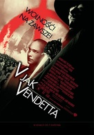 V For Vendetta - Polish poster (xs thumbnail)
