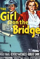 The Girl on the Bridge - Movie Poster (xs thumbnail)