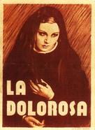 La dolorosa - Spanish Movie Poster (xs thumbnail)