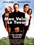 The Whole Nine Yards - French Movie Poster (xs thumbnail)
