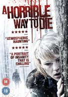 A Horrible Way to Die - British DVD movie cover (xs thumbnail)