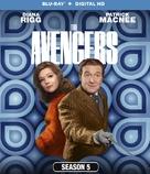 """The Avengers"" - Blu-Ray cover (xs thumbnail)"