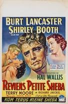 Come Back, Little Sheba - Belgian Movie Poster (xs thumbnail)