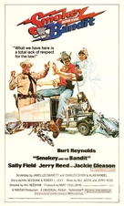 Smokey and the Bandit - Theatrical movie poster (xs thumbnail)