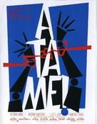 ¡Átame! - Spanish DVD movie cover (xs thumbnail)