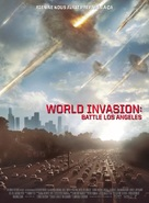 Battle: Los Angeles - French Movie Poster (xs thumbnail)