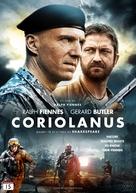 Coriolanus - Norwegian DVD cover (xs thumbnail)