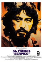 Serpico - Finnish Movie Cover (xs thumbnail)