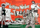 Die lustigen Weiber von Tirol - German Movie Poster (xs thumbnail)