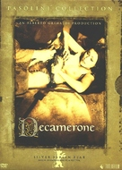 Il Decameron - Finnish Movie Cover (xs thumbnail)