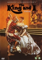 The King and I - Dutch Movie Cover (xs thumbnail)
