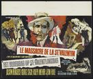 The St. Valentine's Day Massacre - Belgian Movie Poster (xs thumbnail)
