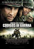 Windtalkers - Brazilian Movie Poster (xs thumbnail)