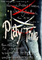 Play Time - British Re-release poster (xs thumbnail)
