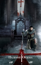 """Knightfall"" - Russian Movie Poster (xs thumbnail)"