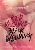 Bul-eun ba-kang-seu geom-eun we-ding - Movie Poster (xs thumbnail)