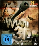 """WWII in HD"" - German Blu-Ray cover (xs thumbnail)"