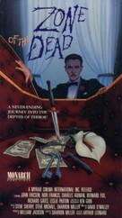 Alien Zone - VHS movie cover (xs thumbnail)