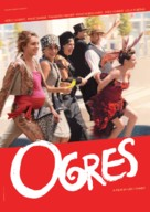 Les ogres - French Movie Poster (xs thumbnail)