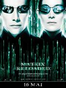 The Matrix Reloaded - French Teaser movie poster (xs thumbnail)