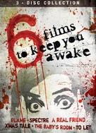 Películas para no dormir: Para entrar a vivir - DVD cover (xs thumbnail)