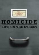 """""""Homicide: Life on the Street"""" - DVD cover (xs thumbnail)"""