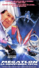 Feuer, Eis & Dynamit - Argentinian VHS cover (xs thumbnail)