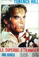Ruf der Wälder - French Movie Poster (xs thumbnail)