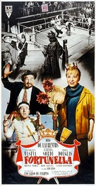 Fortunella - Italian Movie Poster (xs thumbnail)