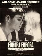 Europa Europa - Movie Poster (xs thumbnail)