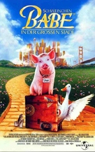 Babe: Pig in the City - German Movie Cover (xs thumbnail)