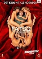 Fatso - German DVD cover (xs thumbnail)