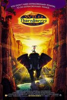 The Wild Thornberrys Movie - poster (xs thumbnail)