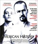 American History X - Movie Poster (xs thumbnail)