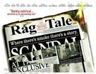Rag Tale - British poster (xs thumbnail)