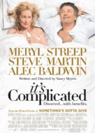 It's Complicated - Movie Poster (xs thumbnail)