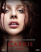 Carrie - Japanese Blu-Ray movie cover (xs thumbnail)