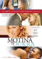 Mother and Child - Lithuanian Movie Poster (xs thumbnail)